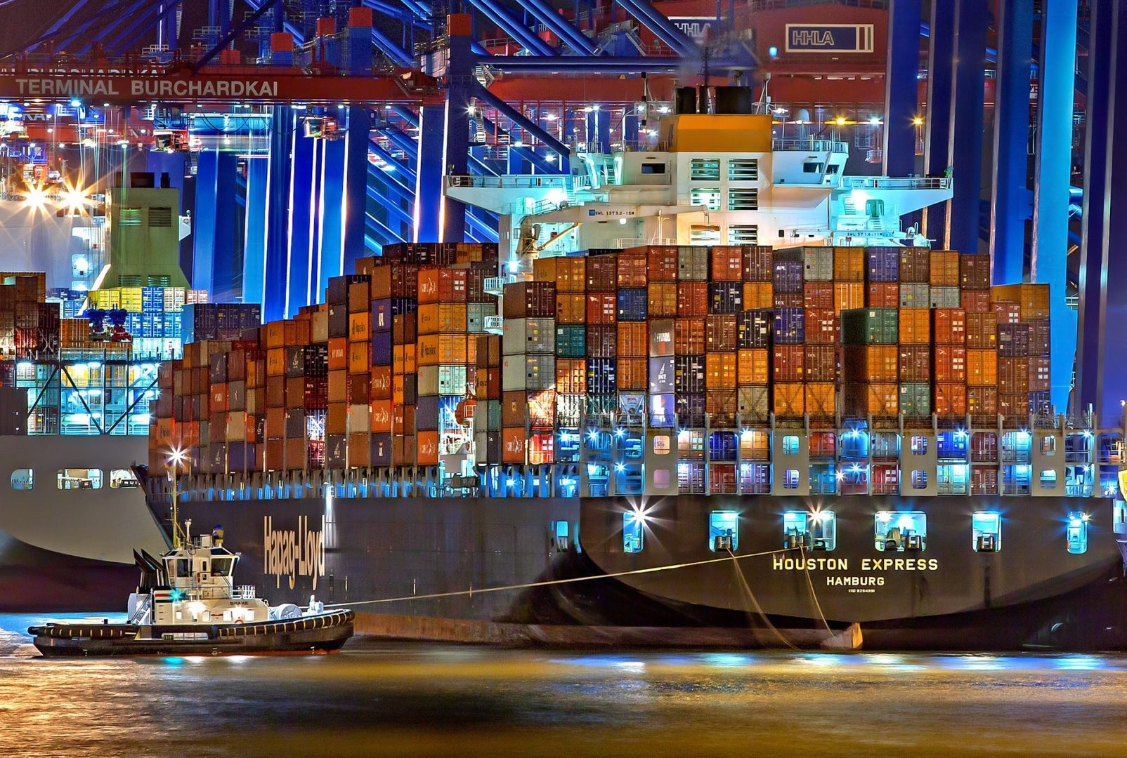 Container Ships - Ocean Freight